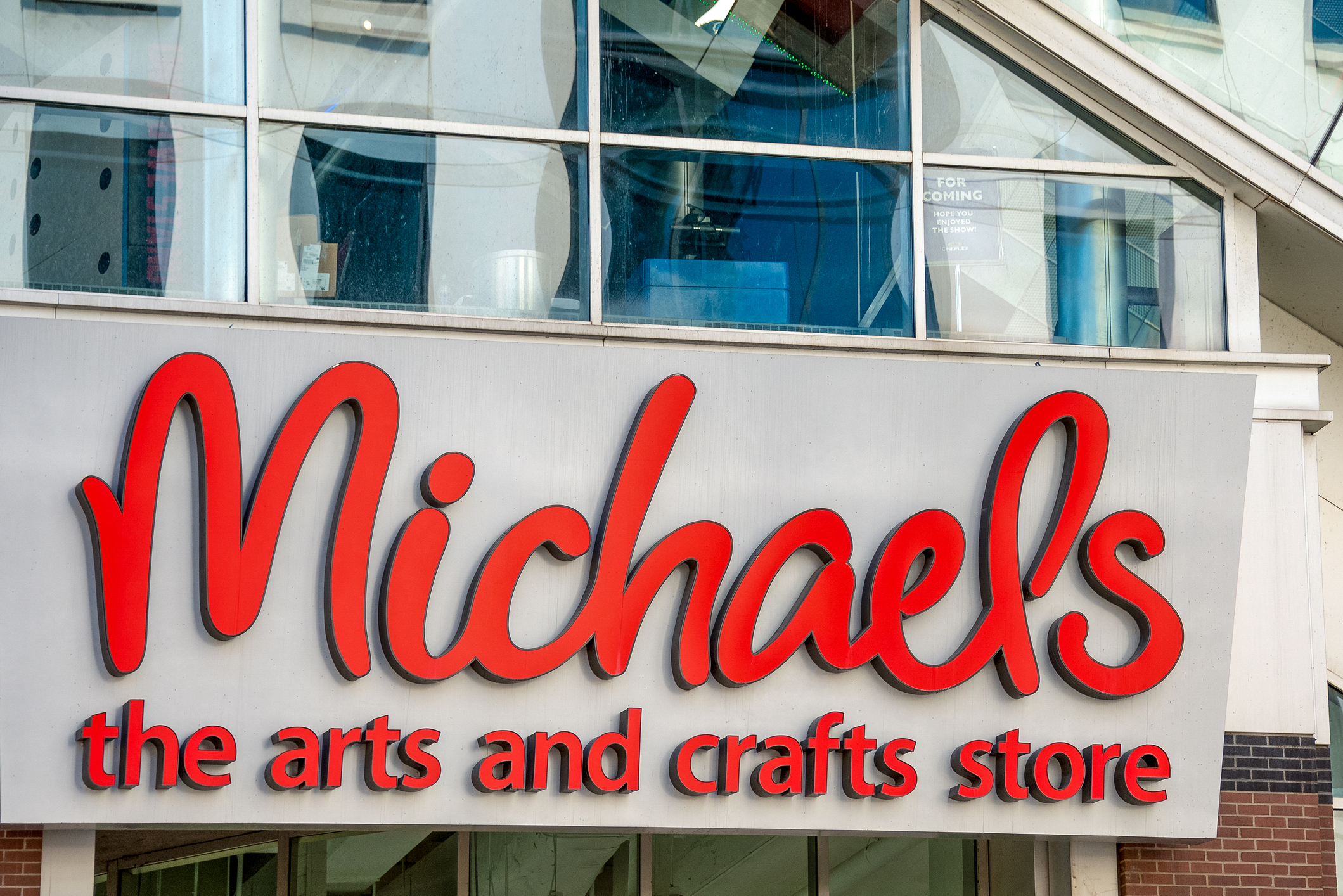 Michaels Crafts Store Canada