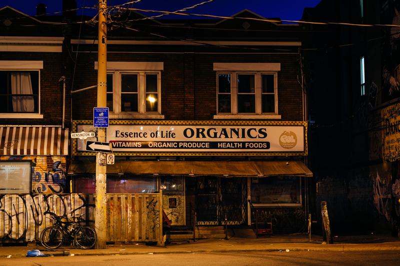 Essence of Life organic food store