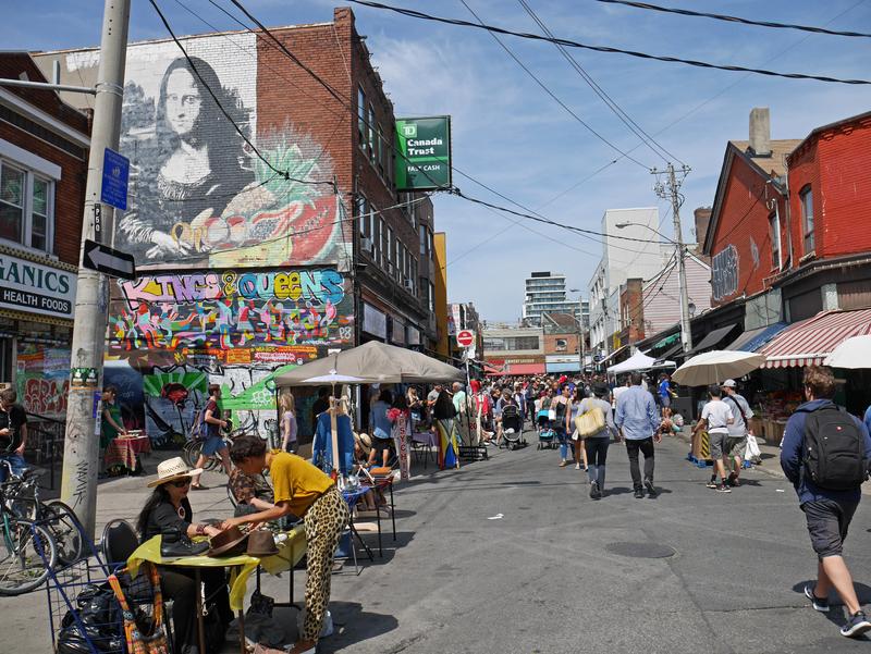 kensington flea market toronto